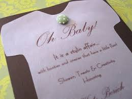 diy baby shower invites gangcraft net