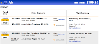 thanksgiving trip deals deal alert southwest flash sale for thanksgiving travel