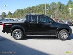 nissan frontier crew cab 4x4 2011 nissan frontier pro 4x crew cab 4x4 in super black photo 6
