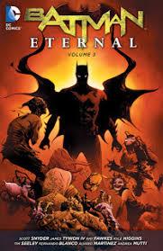 review batman eternal vol 3 trade paperback dc comics