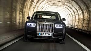 roll royce toyota 2018 rolls royce phantom first drive defining luxury