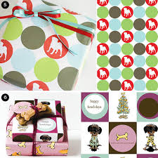 modern wrapping paper 12 modern wrapping papers and gift tags for dog