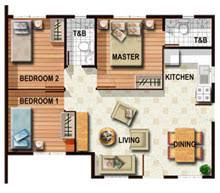 Floor Plan Of Bungalow House In Philippines Citronella House Model At Montana Vista Subd Cagayan De Oro