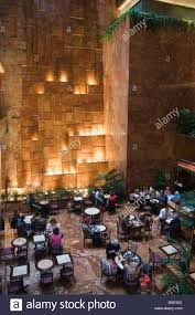 Trump Tower Inside Inside Restaurant In Trump Towers Manhattan New York New York