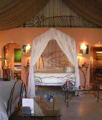 handcrafted beds for romantic bedroom interior design ideas by