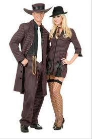 zoot suit daddy men u0027s gangster halloween costume the costume shoppe