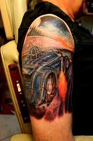 rod tattoos rose tattoo bad tölz tattooartist mit