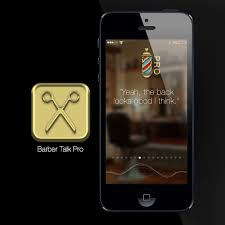 good barber guide best new app barber talk pro from funny or die