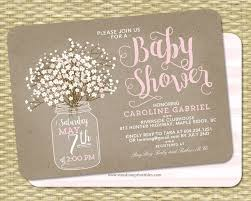 rustic baby shower rustic baby shower invitations rustic ba shower invitation ba girl