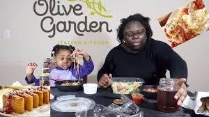 olive garden mukbang show