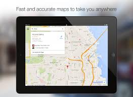 Google Maps Navigation Download Google Maps 2 0 Includes Ipad Support Indoor Maps