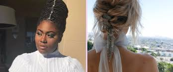 hair jewelry how to rock hair jewelry like your favorite glitzy more