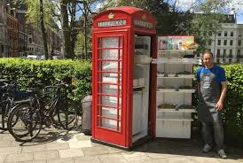 telephone booth 12 ways to repurpose a phone booth mental floss