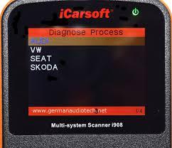 volkswagen vw obd2 diagnostic tool abs srs fault code erase reset