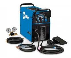 miller syncrowave 250 dx tig welder machine only 907194