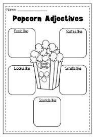 adjectives worksheet printable worksheet kindergarten first