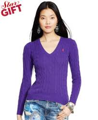 macy s ralph sweaters polo ralph cable knit crew neck sweater sweaters