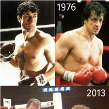 De Niro Meme - robert deniro and sylvester stallone as a pair of aging boxing