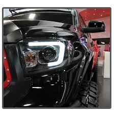 2010 toyota tundra tail light bulb replacement 17 toyota tundra led tube projector headlights black