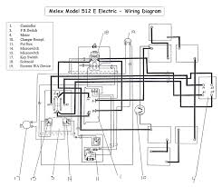 wiring diagram for ez go golf cart ripping carlplant