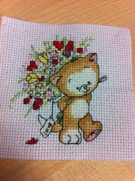 cross stitch card shop cover kit finished issue 88 eresin in