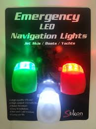 boat navigation light kit emergency led navigation lights moby marine