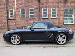 2005 porsche boxster s 987 manual 2 owners fsh 19 carrera s wheels