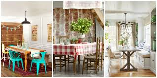 dining room primitive country dining room ideas metal wall