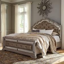 King Bedroom Sets Ashley Furniture Bed Frames Queen Platform Bed Ashley Furniture Upholstered Bed