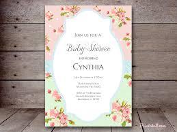 bridal shower invitations u2013 printabell u2022 create