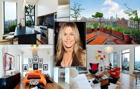 jennifer aniston photos inside celebrity homes ny daily news