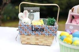 personalized easter basket liner personalized easter baskets ezpass club