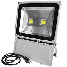 commercial electric led spike light 500 lumens plug in electric outdoor dusk to dawn ebay