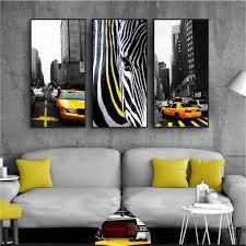 zebra decor for living room