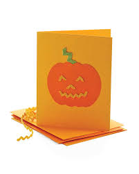 handmade halloween invitations and cards martha stewart