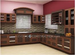 kitchen cabinets kerala style interior design