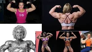 11 strongest women of all time is strength in their dna muhdo