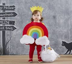 Pottery Barn Butterfly Costume Baby Rainbow Costume Pottery Barn Costumes For Babies Popsugar