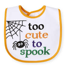 halloween bib lisa pyle u0026 logan zwiefelhofer u0027s baby registry on the bump