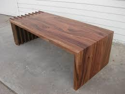 custom made coffee tables custom fenceboard foldover coffee table by san diego urban timber