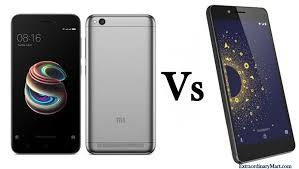 Redmi 5a The Xiaomi Redmi 5a Vs 10 Or D Specifications Comparison And