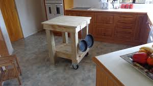 Pallet Kitchen Island by How To Build A Kitchen Island Bench Youtube