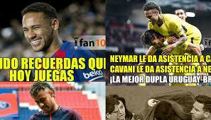 Neymar Memes - neymar y los memes por su debut con el psg en la liga 1 de francia