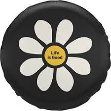 jeep life tire cover life is good tire cover daisy jeep pinterest tired jeeps and cars
