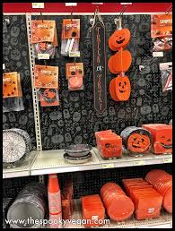 Shelving At Target by The Spooky Vegan First Look Halloween 2016 At Target Part 2