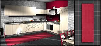 tappeti on line gallery of tappeti moderni per la cucina in cotone e a