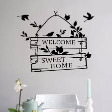 Home Decoration Stickers by Compare Prices On Welcom Wall Decor Online Shopping Buy Low Price