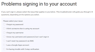 account recovery for android forgot play username or password help center