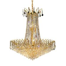 Cristal Chandeliers by Crystal Elegant Lighting Chandeliers Hanging Lights The
