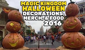 halloween decorations rentals halloween 2016 decorations merchandise and food at magic kingdom